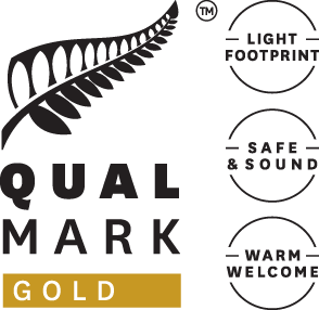 Qualmark Endorsement Gold Stacked