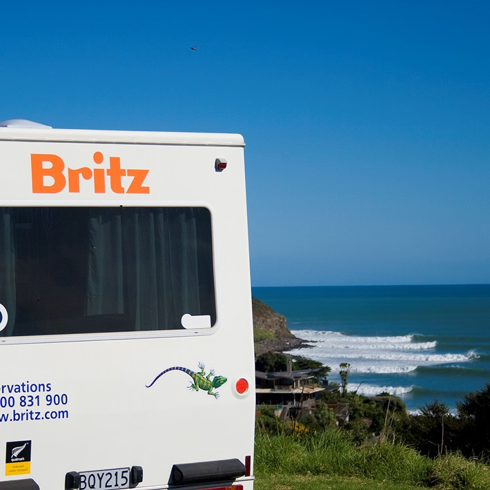 Campervan hire, Hamilton, New Zealand