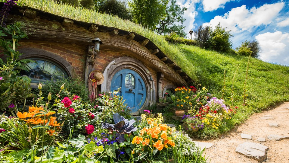 Hobbiton Movie Set, Matamata, NZ