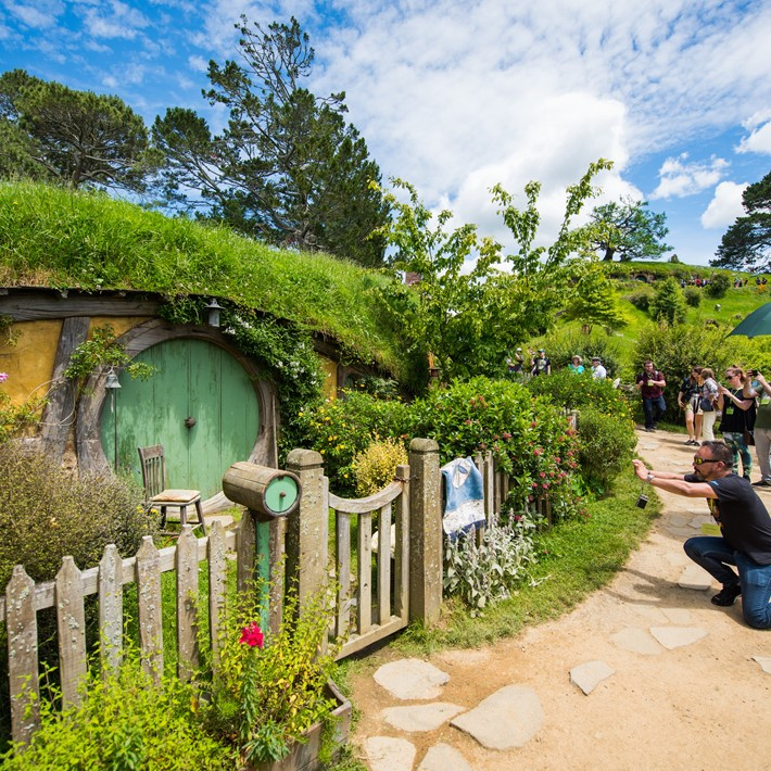 The Shire, Hobbiton Movie Set, Matamata, NZ.jpg