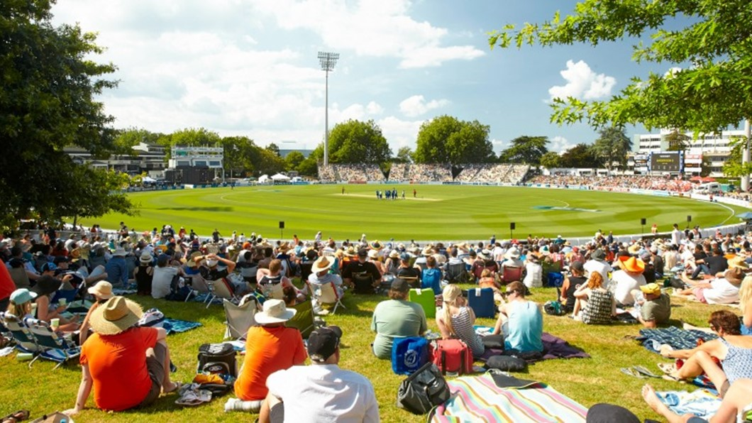 Cricket at Seddon Park, Hamilton, NZ.jpg