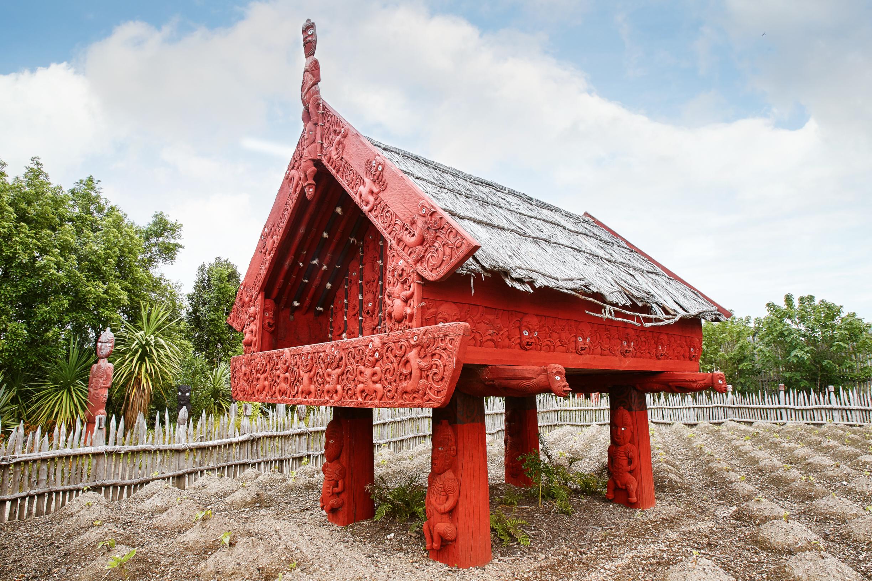 Hamilton Gardens Te Parapara Gardens, Hamilton, NZ.jpg