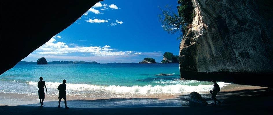 Cathedral Cove, Coromandel, NZ