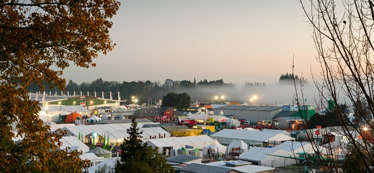 Fieldays at Mystery Creek, Hamilton, New Zealand.JPG