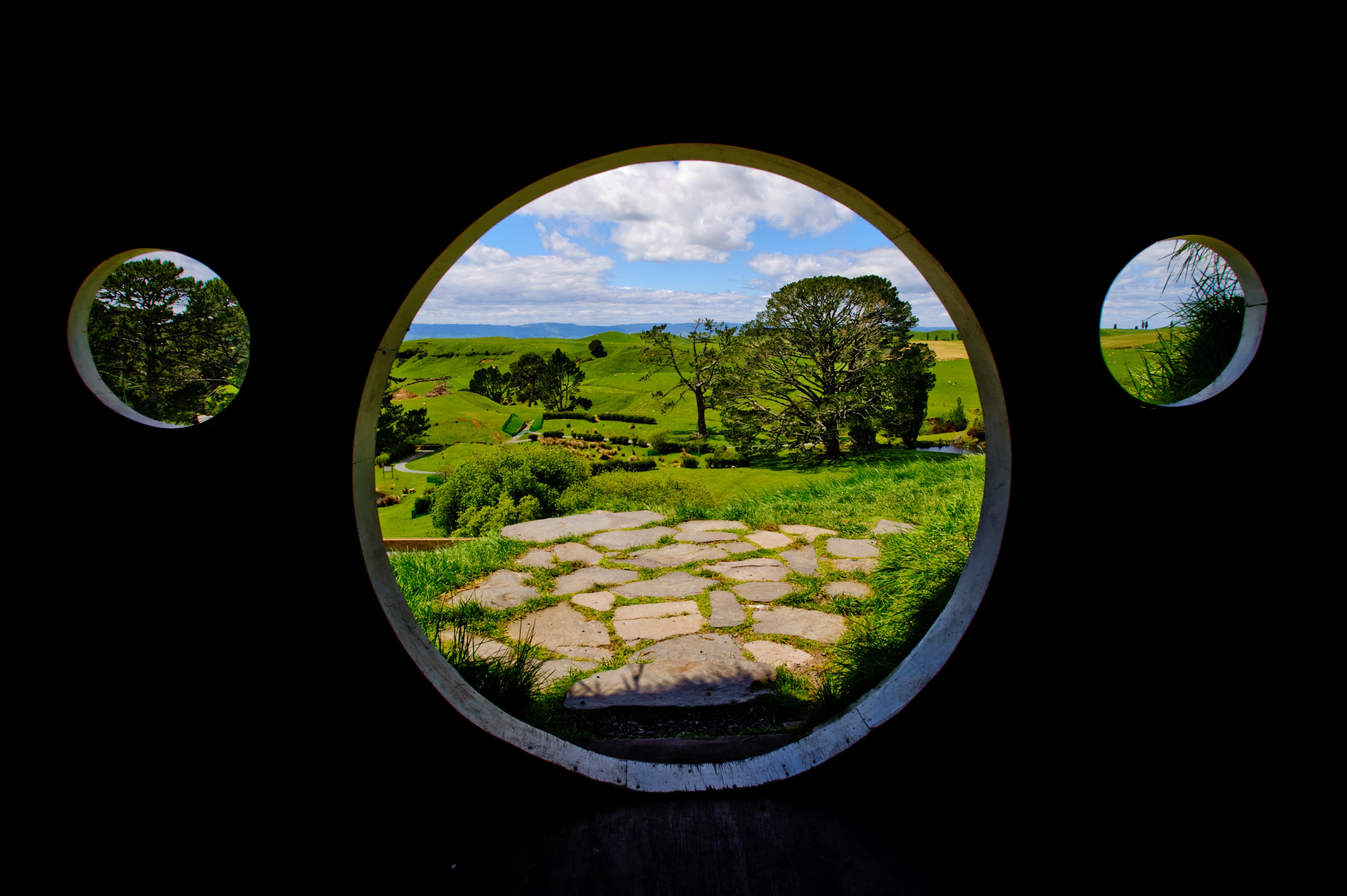 Hobbiton Movie Set - How it all began