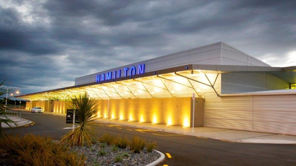 Hamilton Airport external, Hamilton, New Zealand.jpg