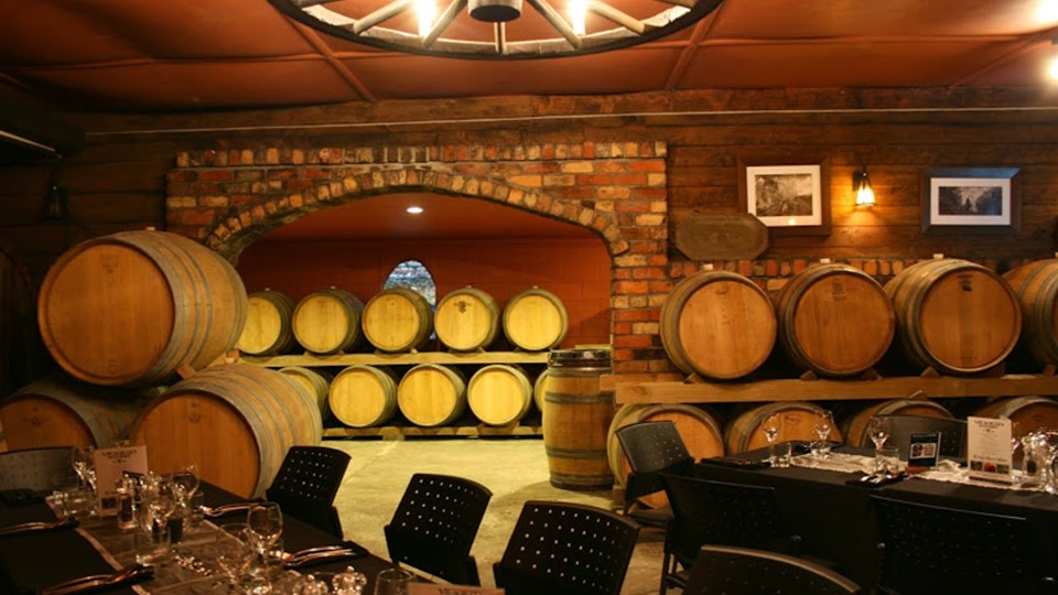 Vilagrad Winery Cellar room, Hamilton, NZ.jpg