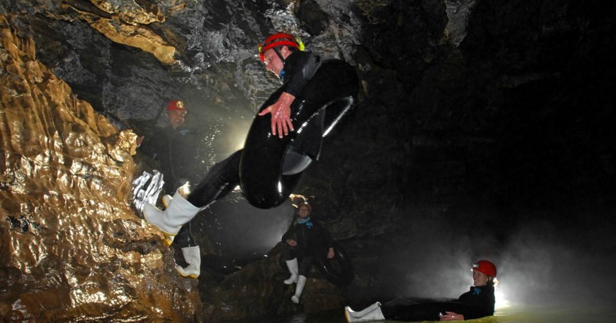 Adventure caving in waitomo waitomo caves hamilton for Aroha new zealand cuisine menu
