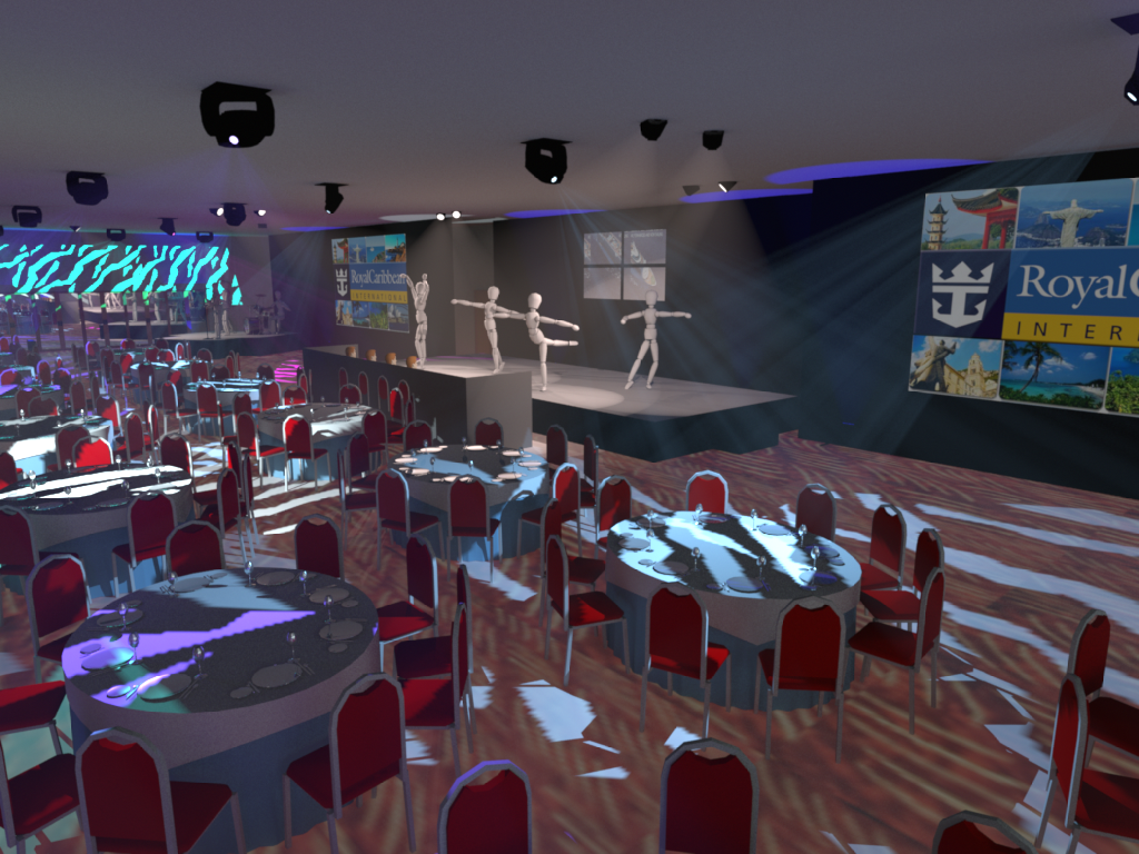 3D Design to Revolutionise Event Planning