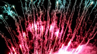 Waikato Fireworks Displays