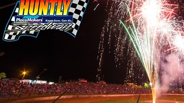 Huntly Speedway Fireworks Display