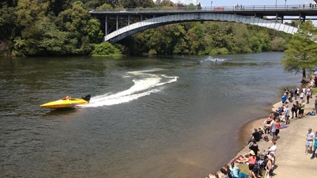 Bridge to Bridge Water Ski Classic Hamilton 2015