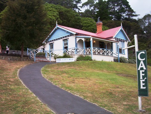 Domain cottage cafe, Te Aroha.JPG