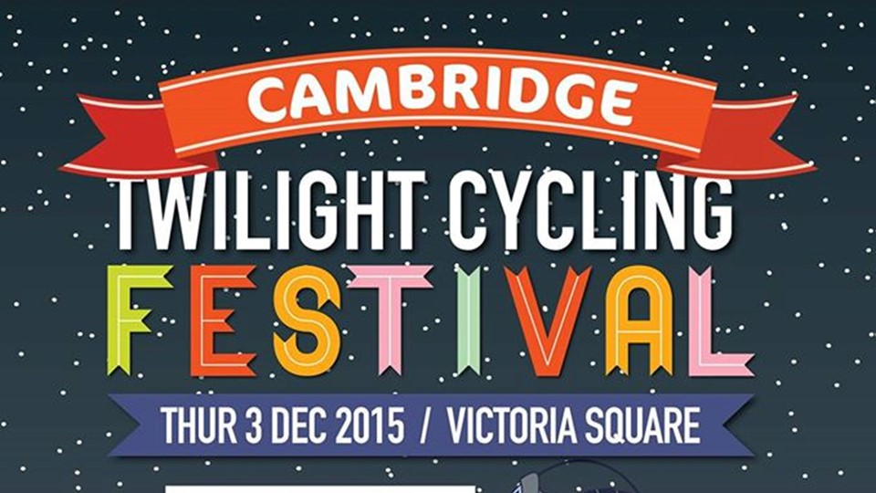 Cambridge Twilight Cycling Festival
