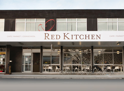 The Red Kitchen, Te Awamutu