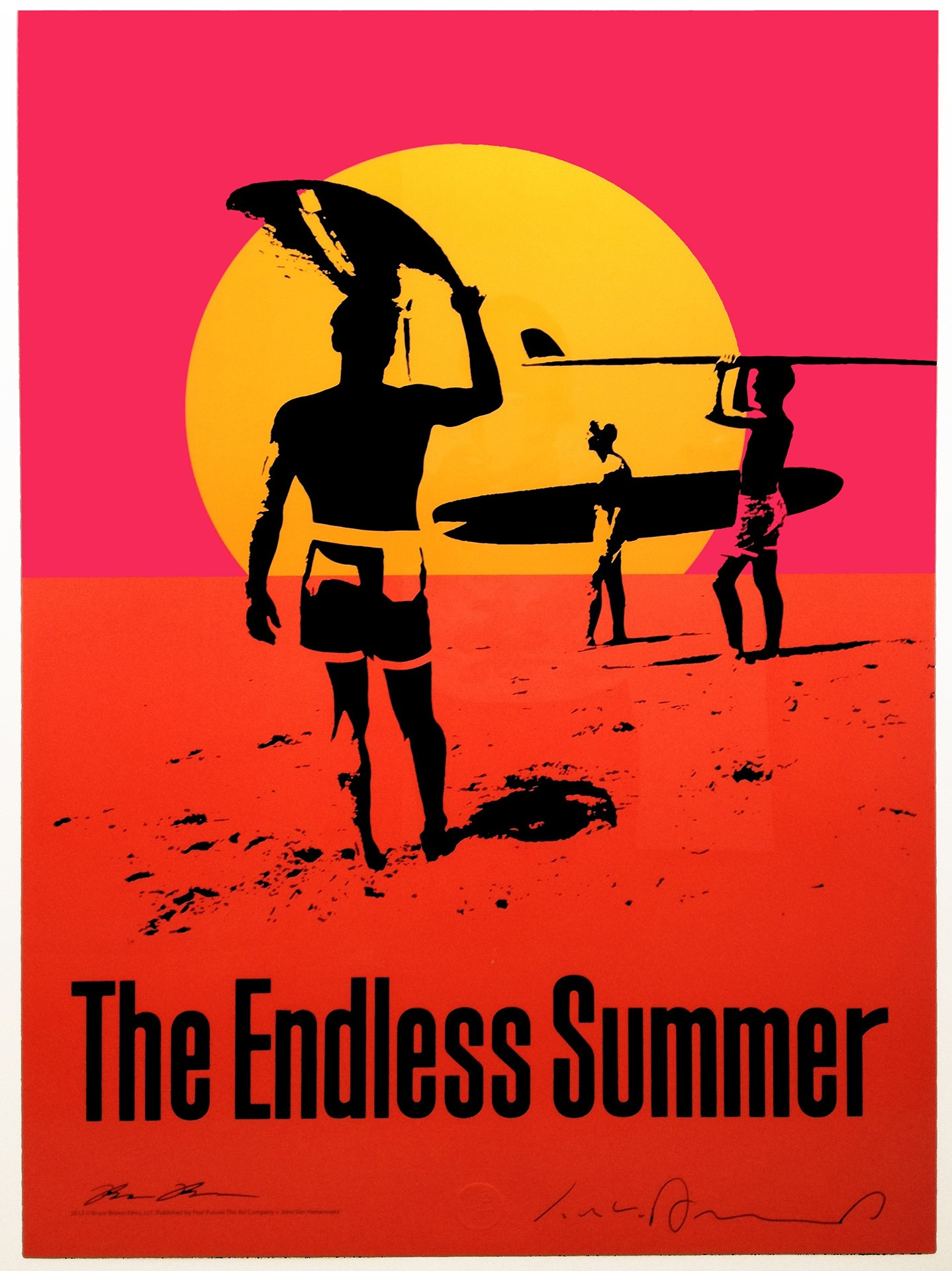 The Endless Summer, Raglan