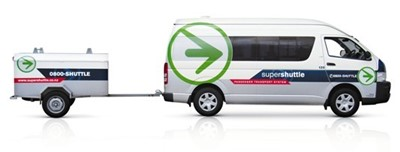 Super Shuttle Hamilton - To and from the airport on time