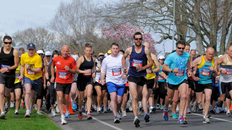 Cambridge Half Marathon