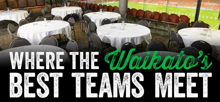 FMG Stadium Waikato Day Delegate Packages