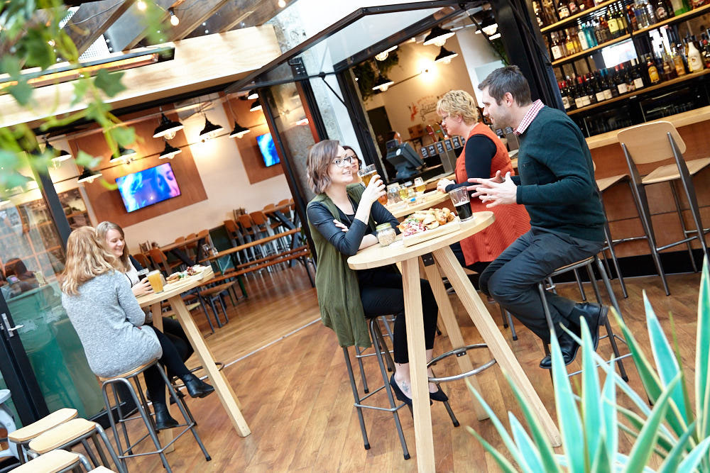 The Local Taphouse SKYCITY Hamilton