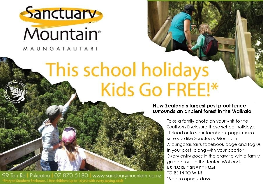 Kids go free - SCHOOL HOLIDAYS 2016.jpg