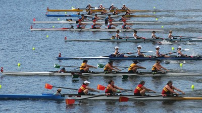 Maadi Cup, Events, Lake Karapiro, Waikato