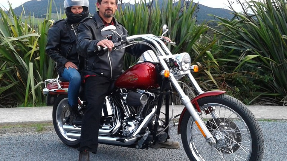 Chauffeured Harley Davidson® Motorcycle Tours