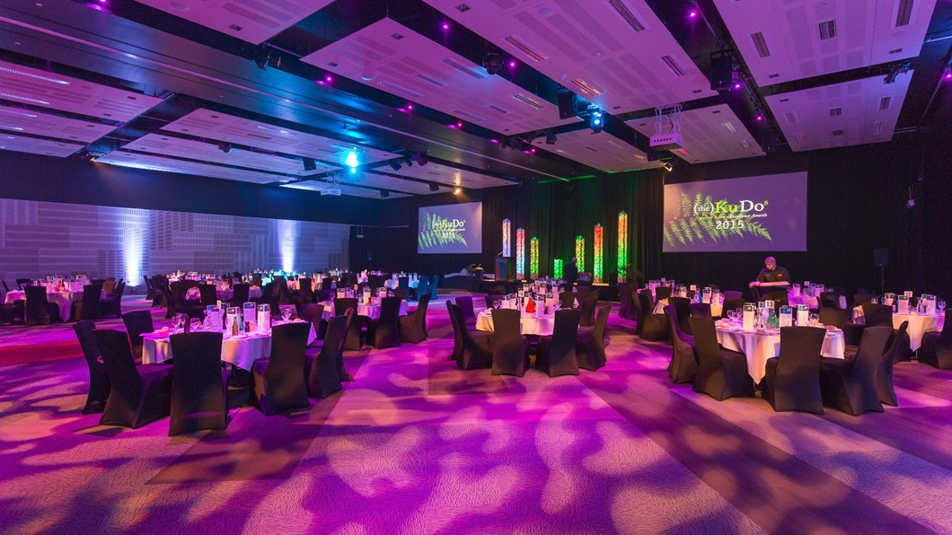 Vidcom Audio Visual Services for Business Events