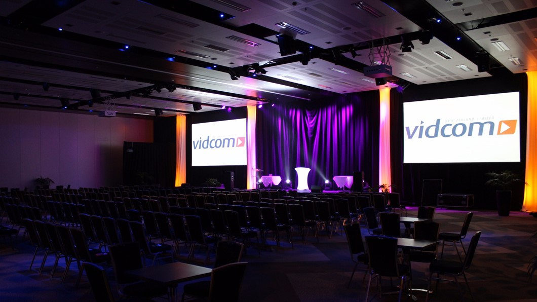 Vidcom Audio Visual Services, Waikato