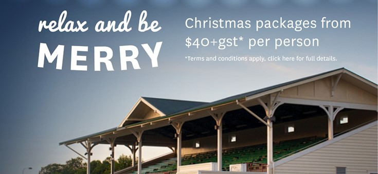 Grandstand Christmas Packages