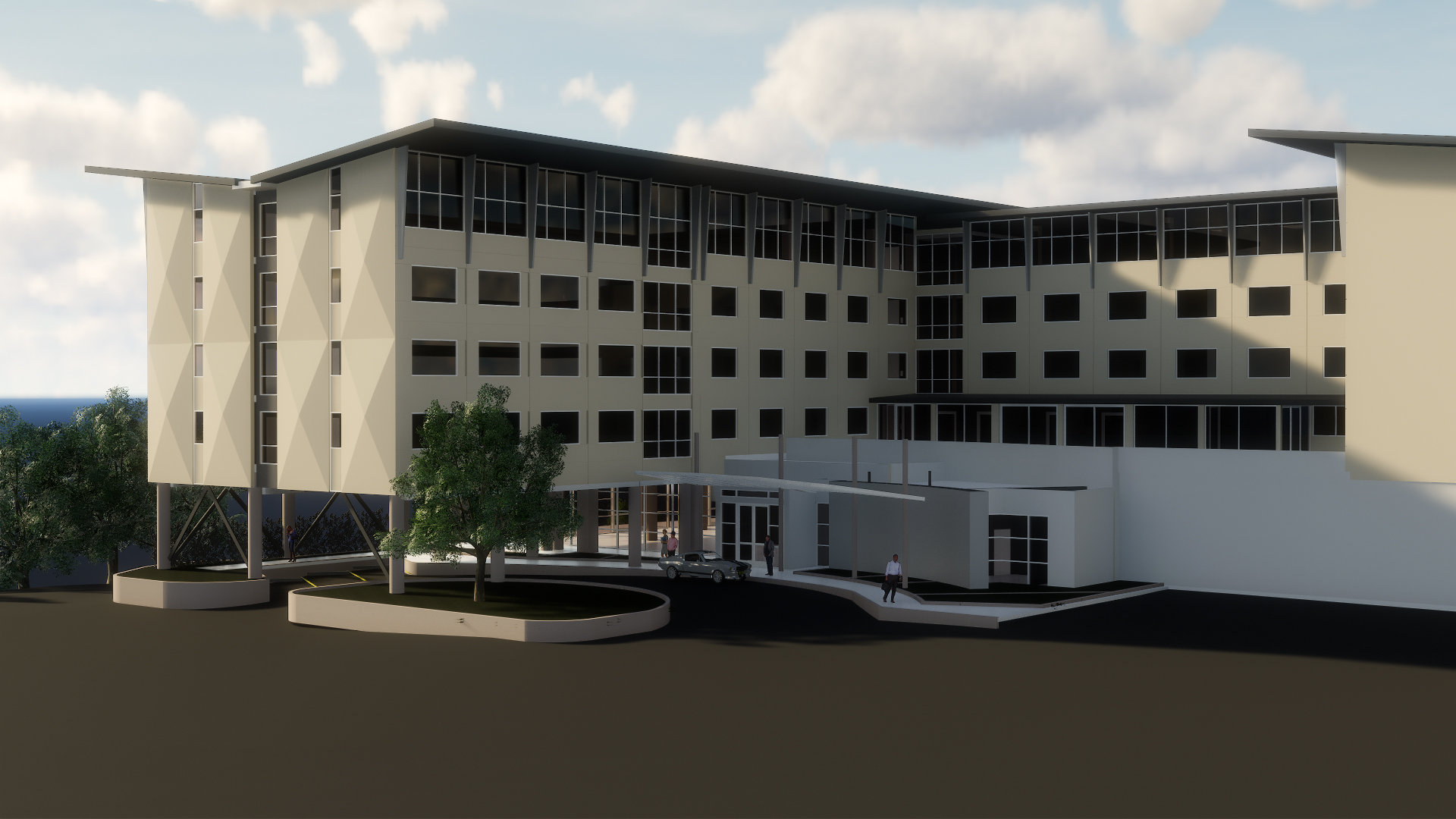 TGH plans 40 room expansion for Novotel Tainui Hamilton hotel