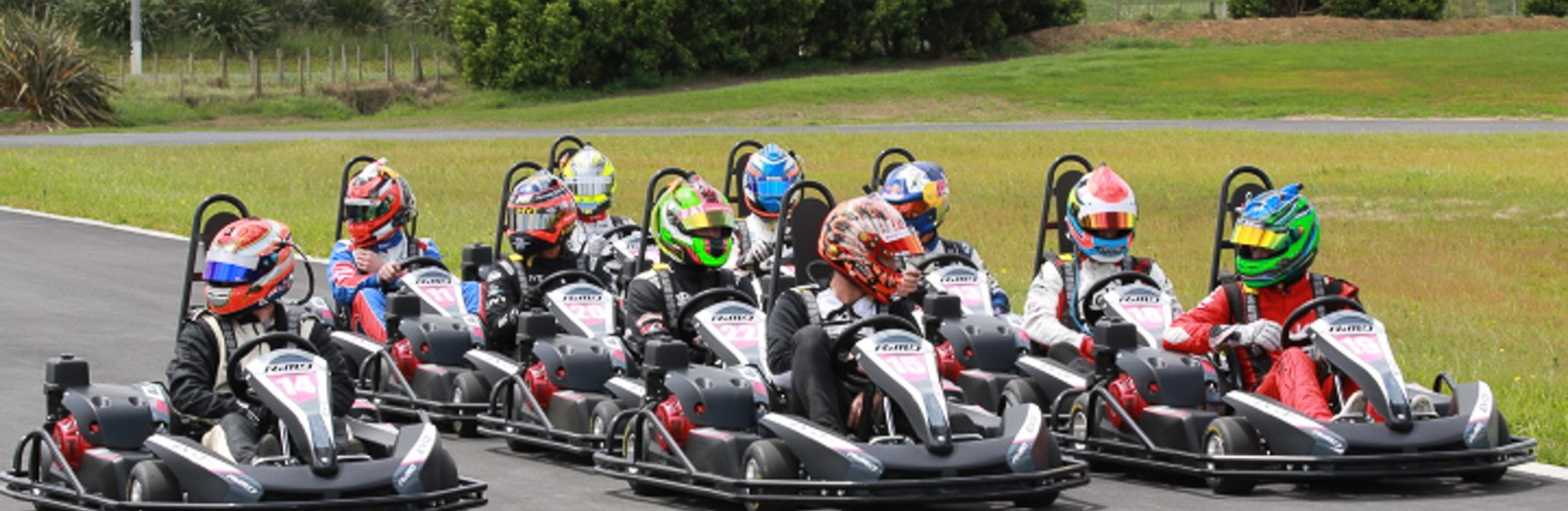 Hampton Downs Go Karts, Waikato NZ