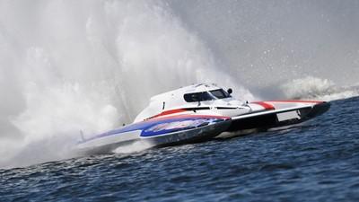 Hydro Thunder at Lake Karapiro - Events - Hamilton & Waikato