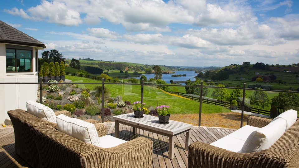 Lakeview Lodge, Lake Karapiro