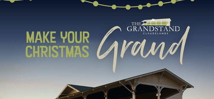 The Grandstand Christmas Packages 2018