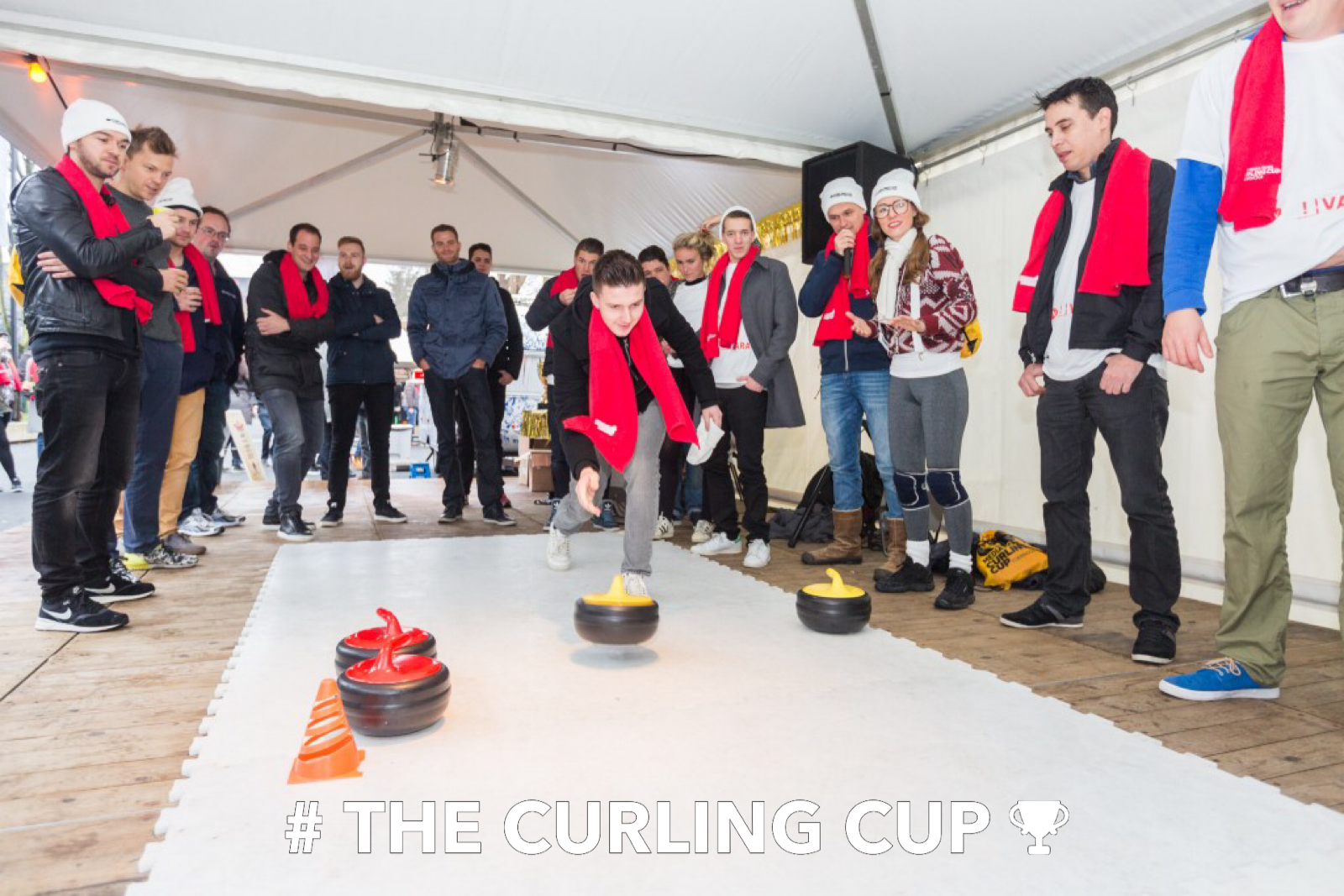 The Curling Cup - Waikato Xmas Party Ideas