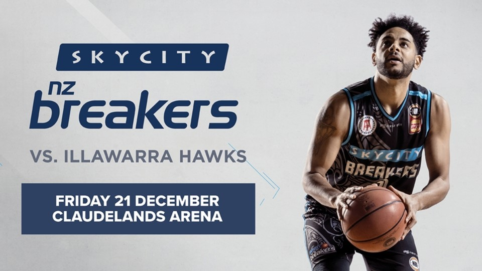 Skycity NZ Breakers