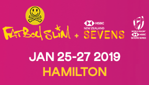 HSBC NZ Sevens + Fatboy Slim Tickets