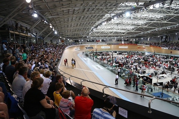 UCI Track Cycling World Cup