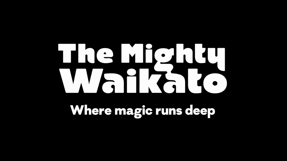 The Mighty Waikato - Video
