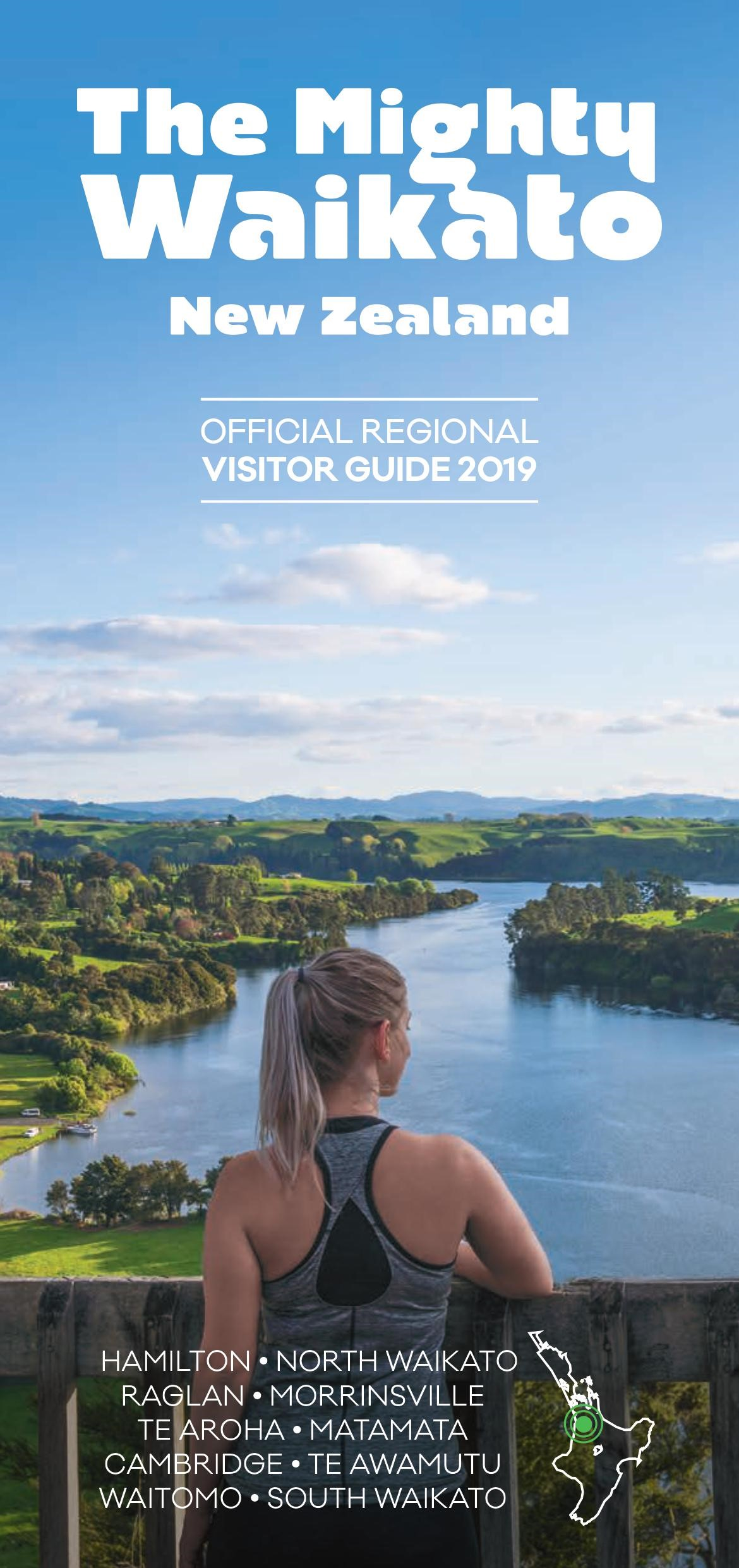 The Mighty Waikato Visitor Guide 2019