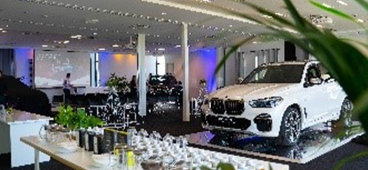 BMW launch at Zealong Tea Estate, Waikato