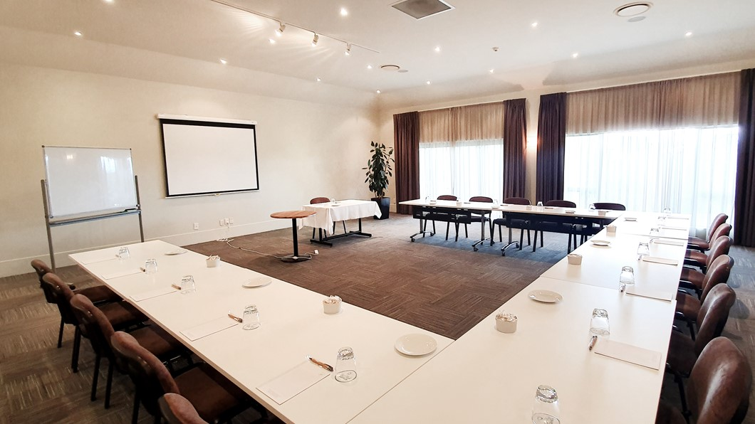 Function room, Jet Park Hotel Hamilton Airport