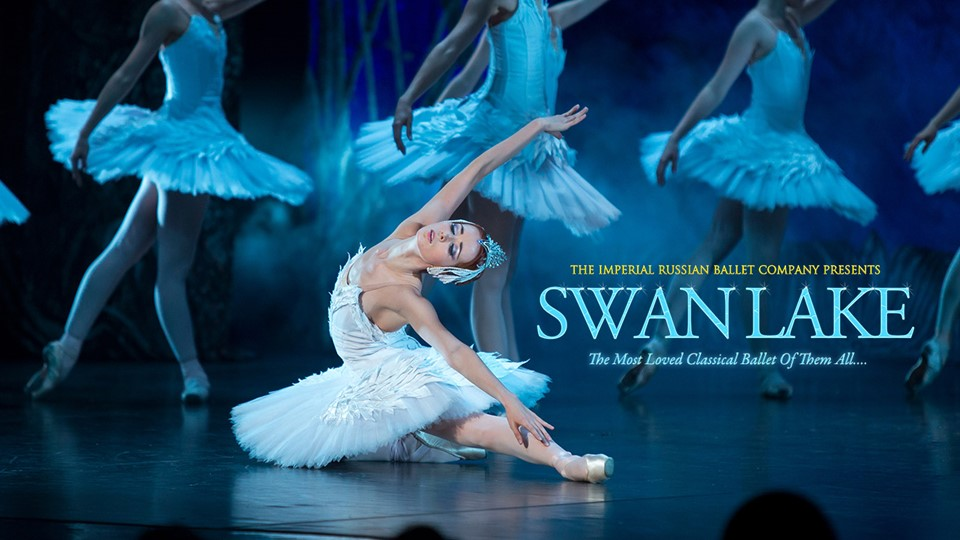 Swan Lake – Imperial Russian Ballet Company