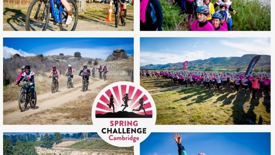 Spring Challenge Women's Adventure Race