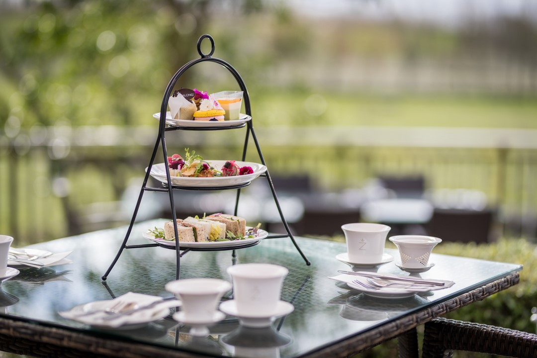 Zealong high tea, Gordonton, NZ, Tea Estate, Waikato