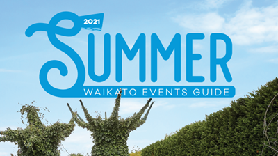 Summer Waikato Events Guide 2021