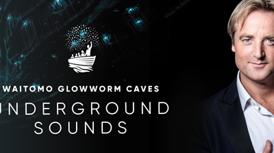 Waitomo Glowworm Caves Underground Sounds