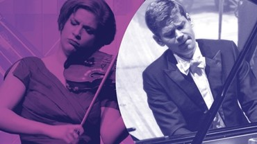 CMNZ Presents: Ioana Cristina Goicea & Andrey Gugnin, Classical Music, Gallagher Academy of Performing Arts, Hamilton, Waikato