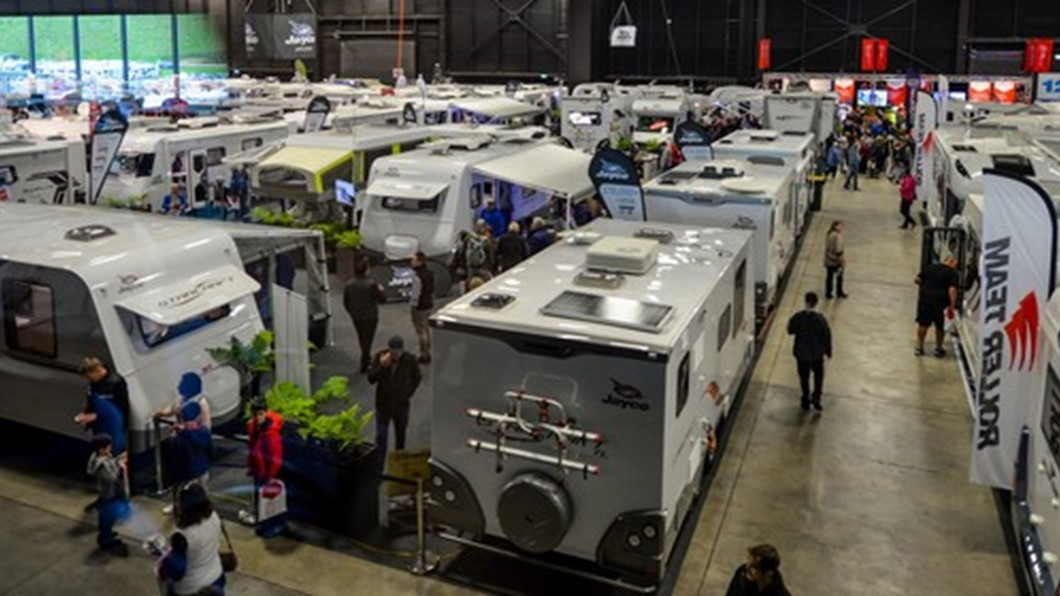 NZMCA Motorhome, Caravan & Leisure Show, Lifestyle Shows, Expos, Mystery Creek Events Centre, Hamilton, Waikato